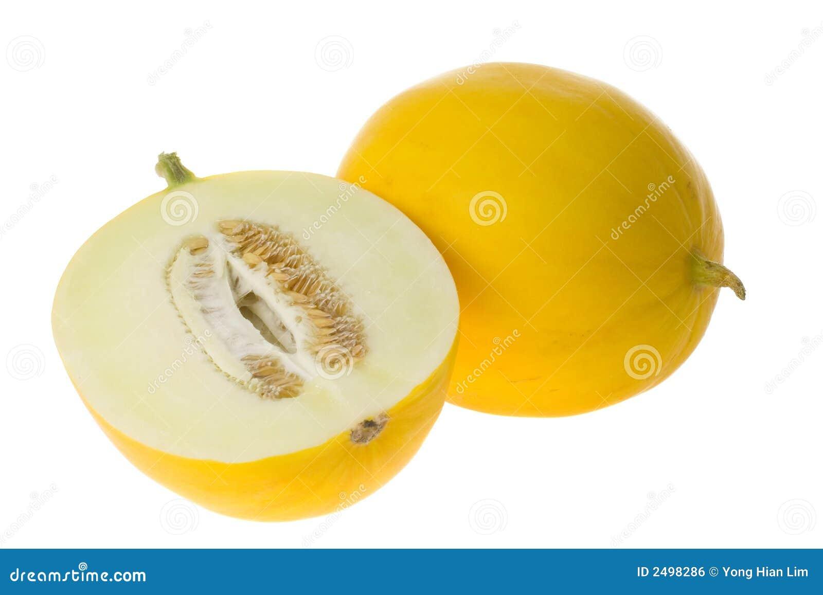 Honigweißmelone