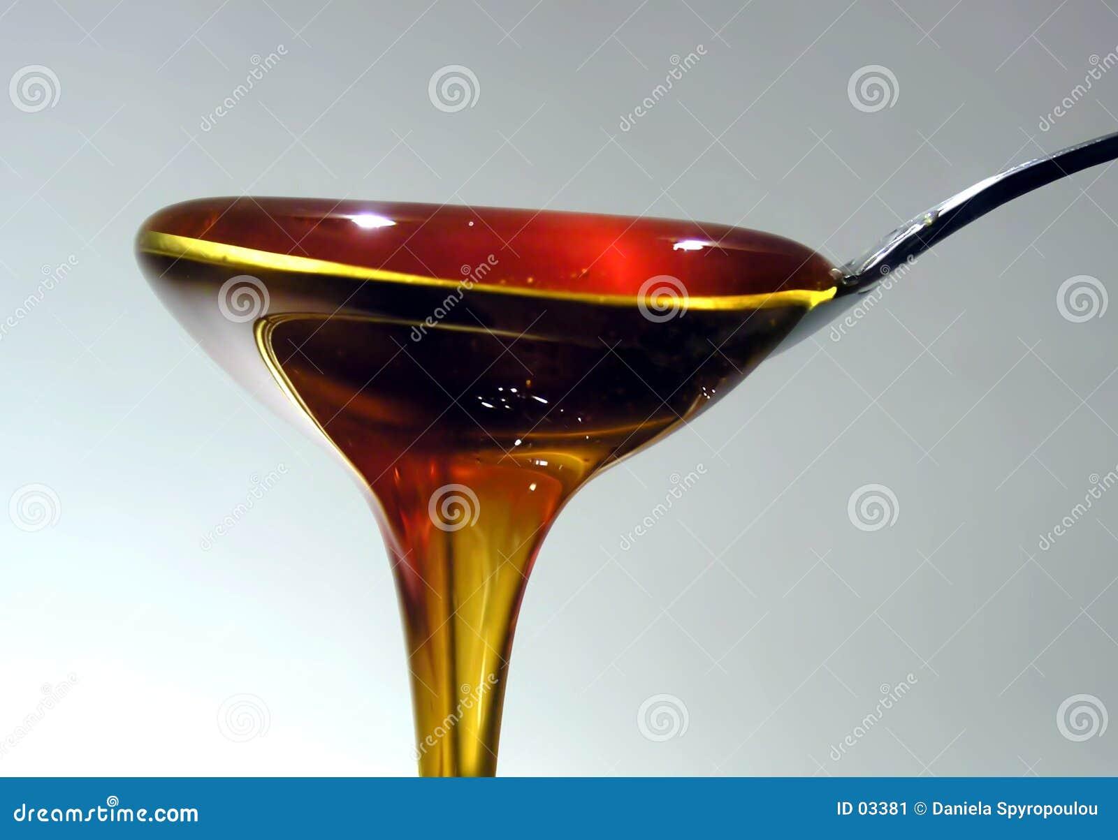 Download Honing stock afbeelding. Afbeelding bestaande uit honing - 3381