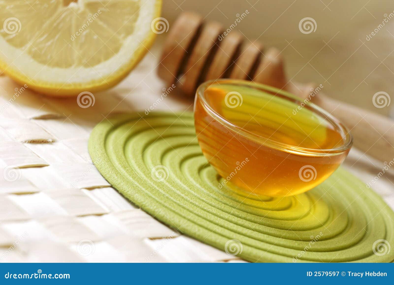 Honing en citroen