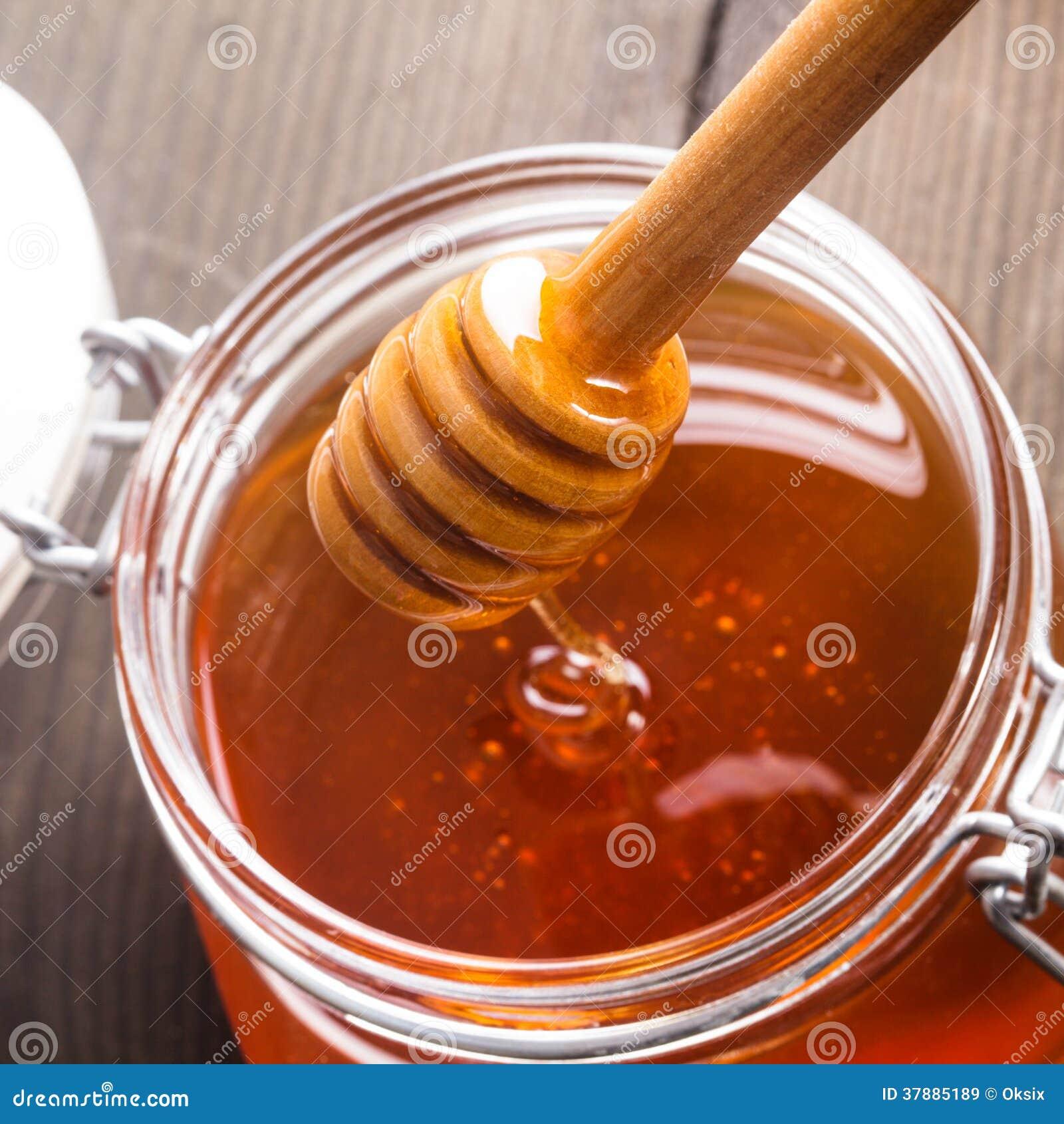 Honingsdruppel