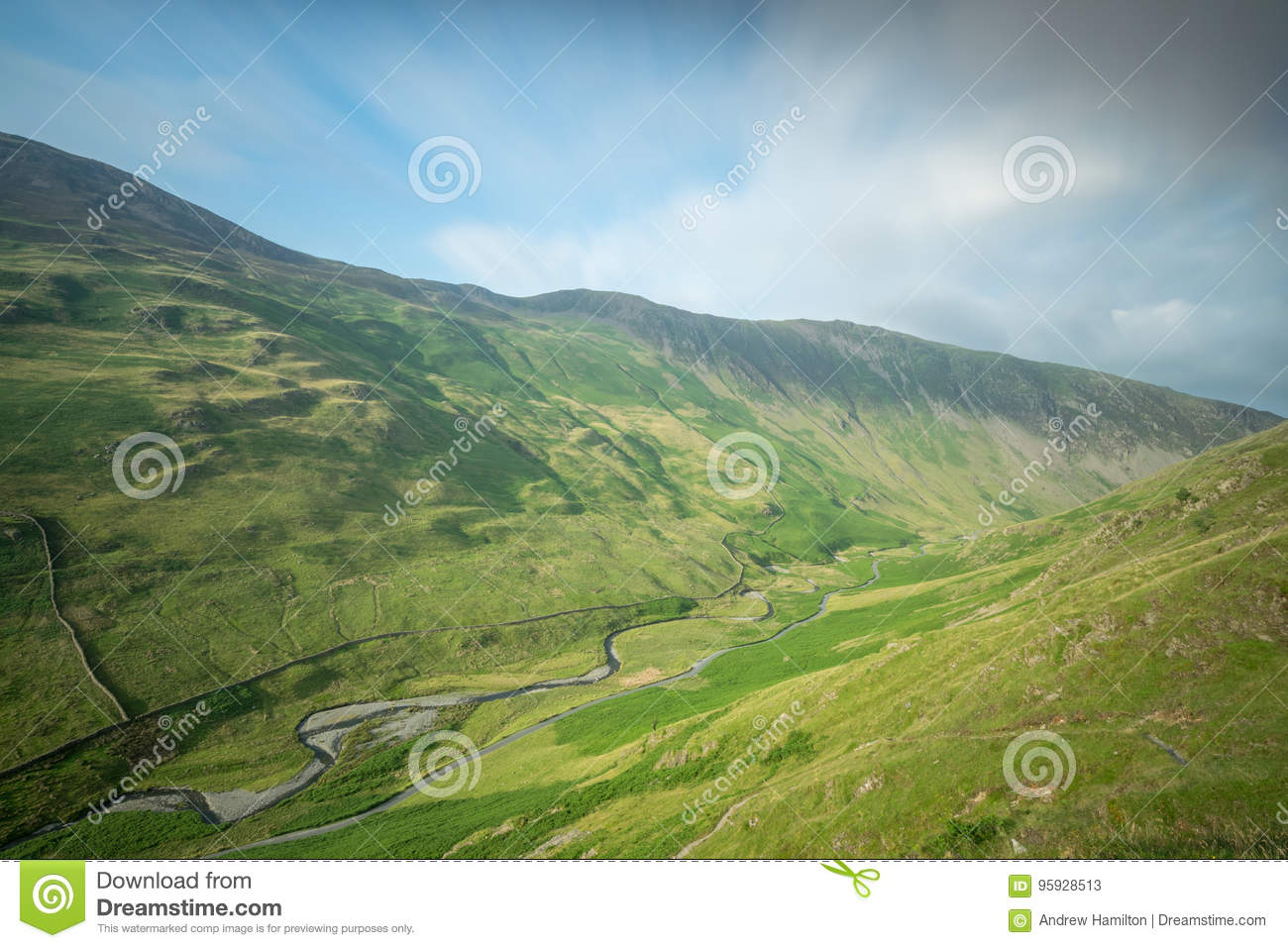 Honister Pass See-Bezirk