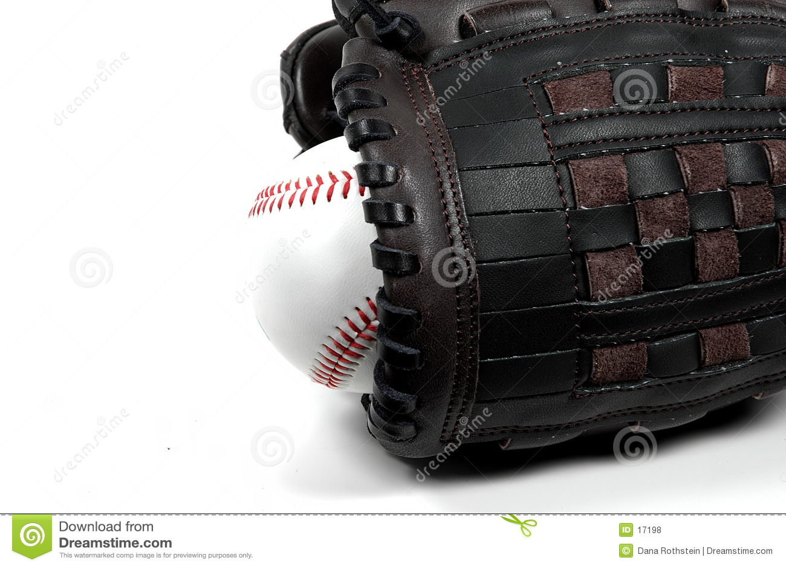 Honkbal en Handschoen