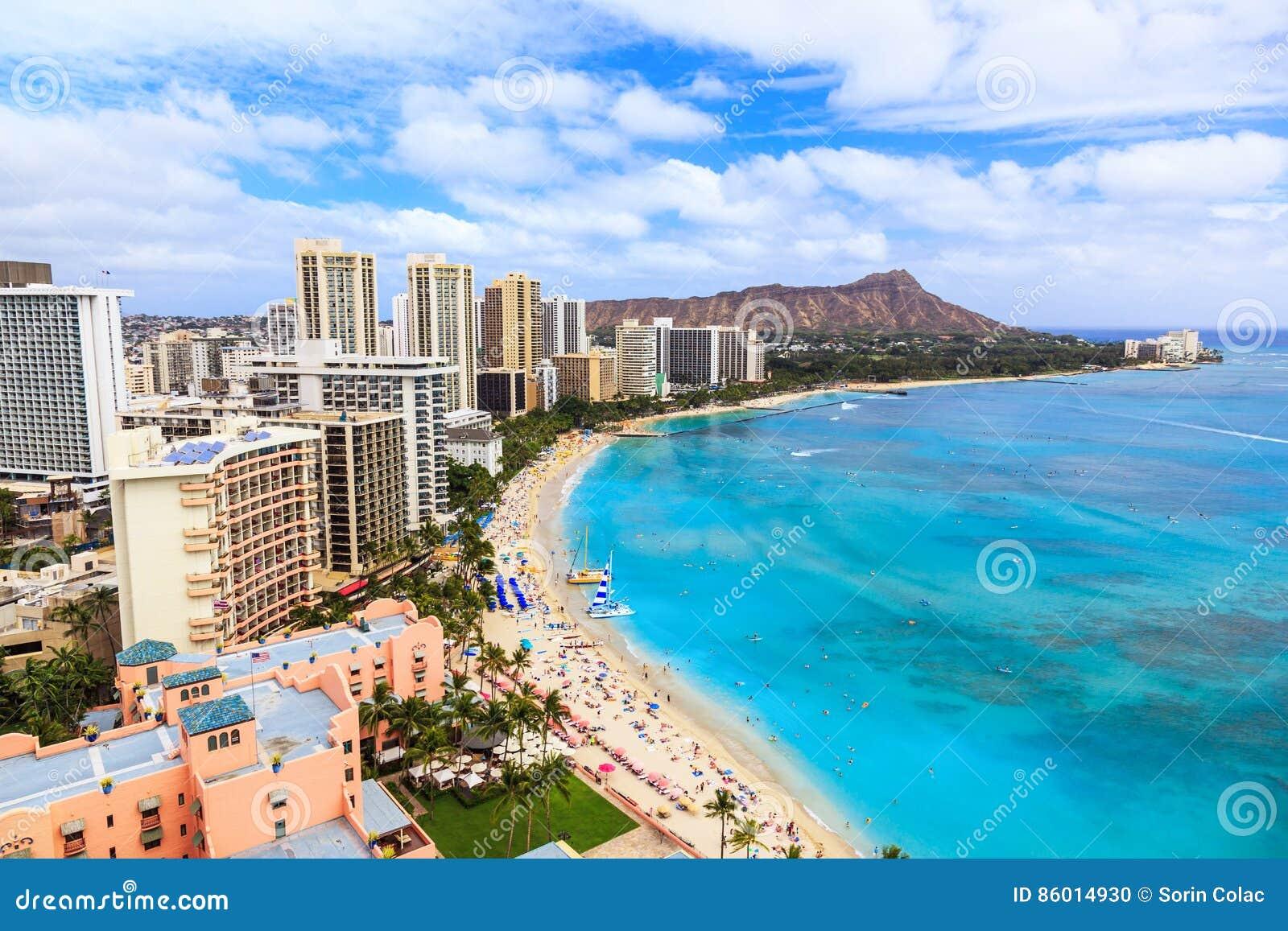 Honolulu, Hawaii.