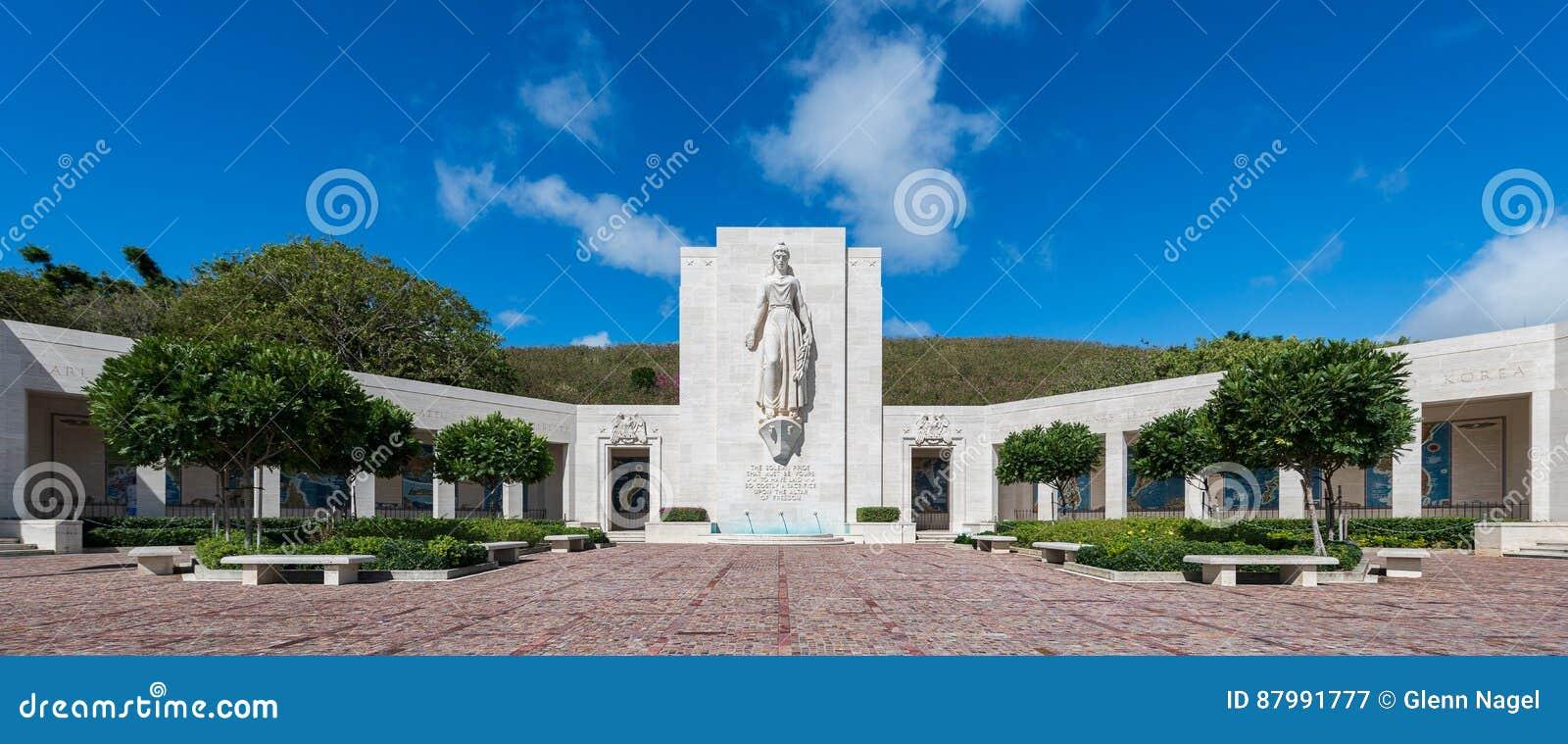 Honolulu minnesmärke