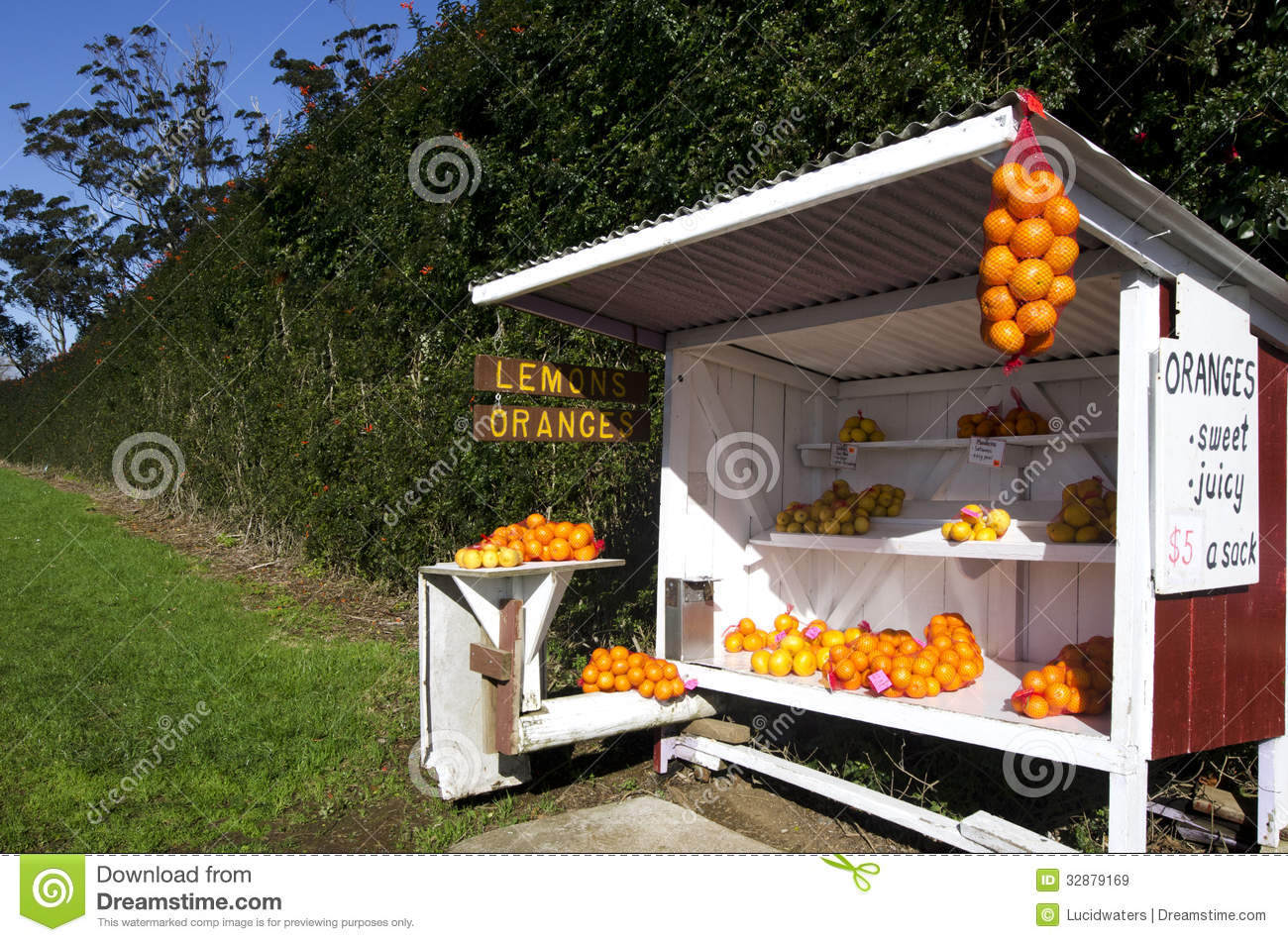 How to Start and Run a Produce Stand