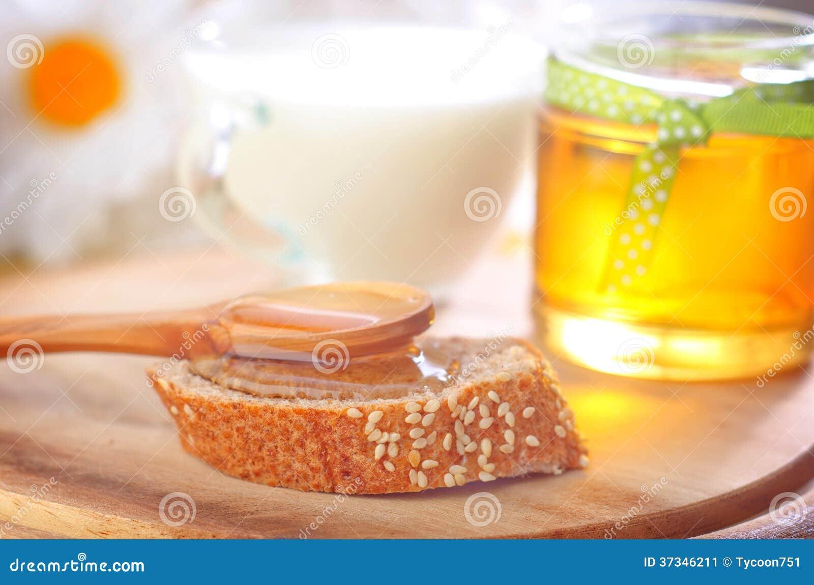 Honung och bröd
