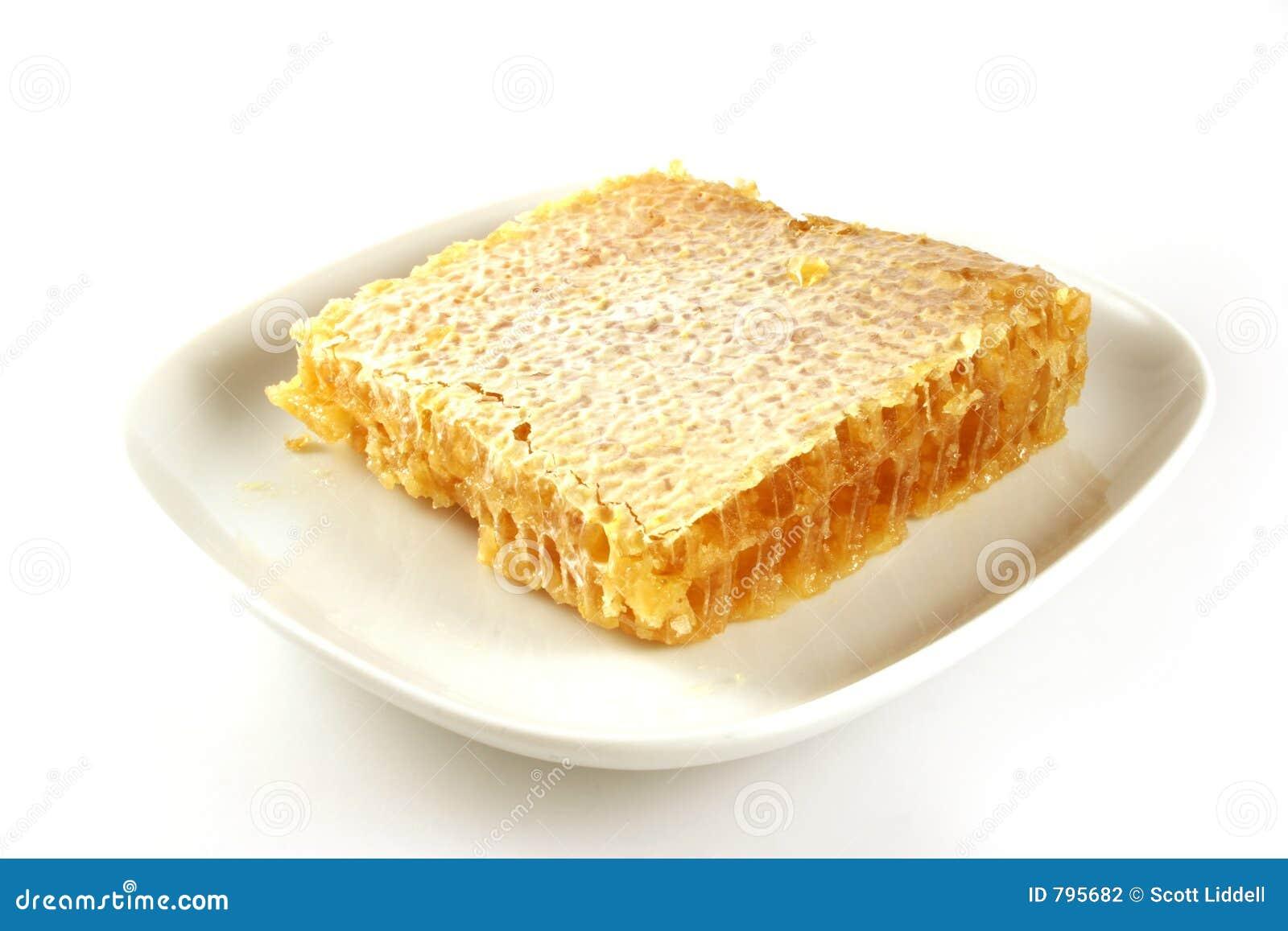 Honungskakaplatta