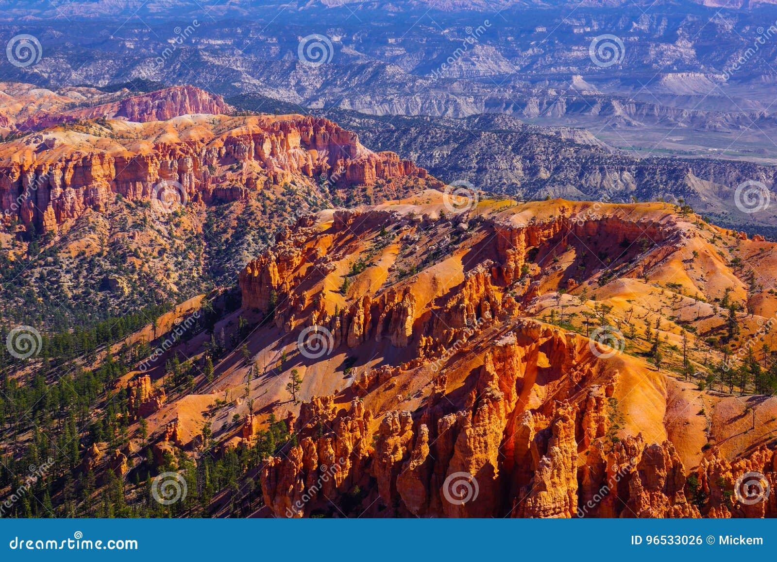 Hoodoos Bryka jar Utah