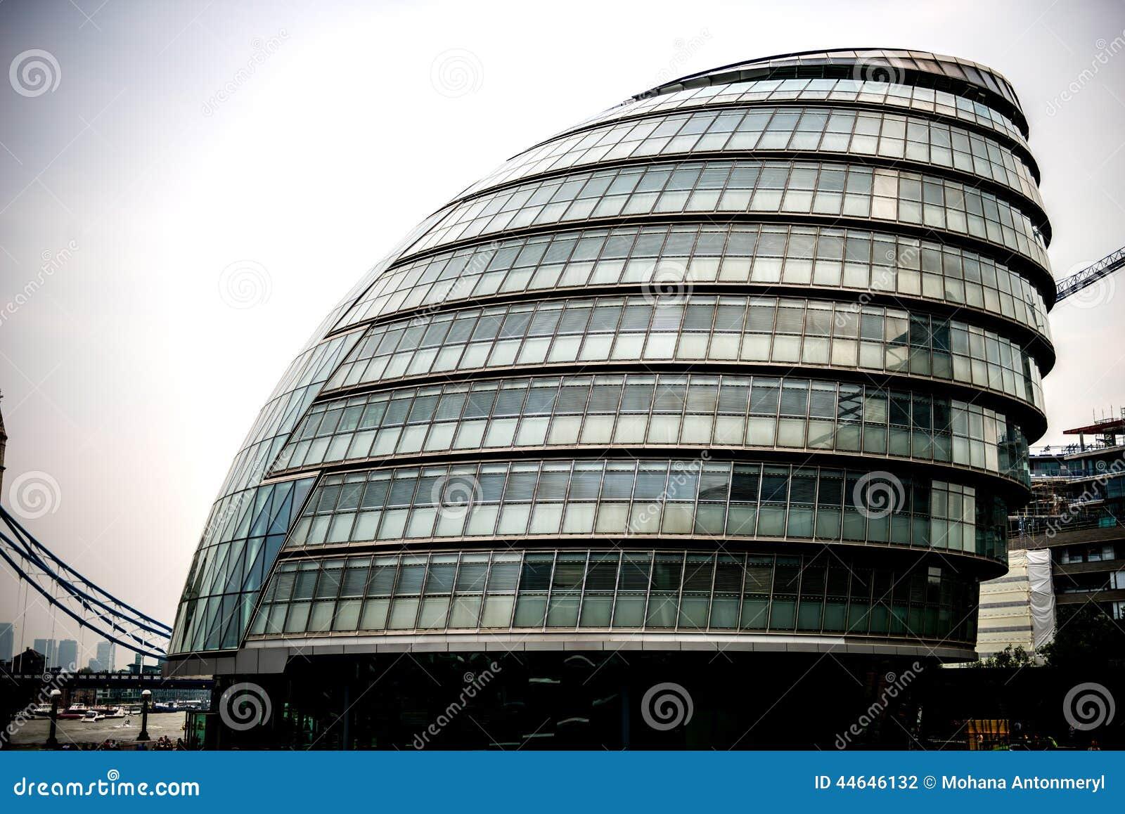 Google Hoofdkwartier Londen : Hoofdkwartier van de instantie van groot londen wordt bekend die als