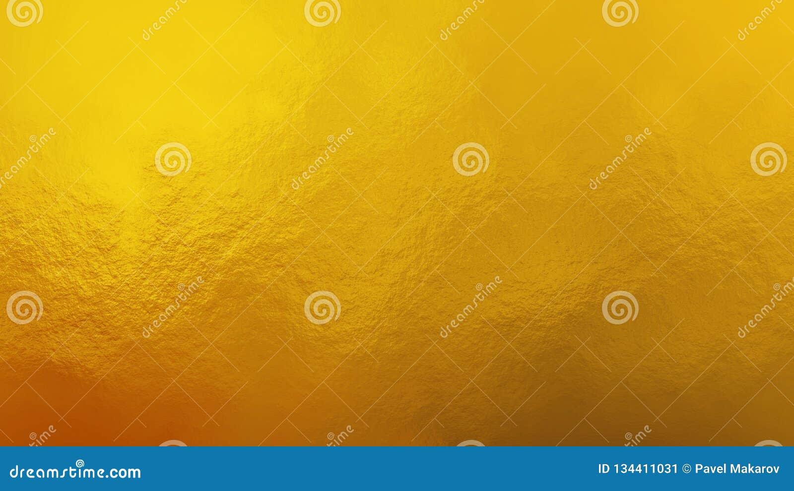 Hoog - textuur van het kwaliteits de gouden metaal