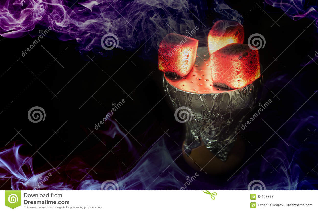 Hookah Hot Coals For Smoking Shisha And Leisure In East
