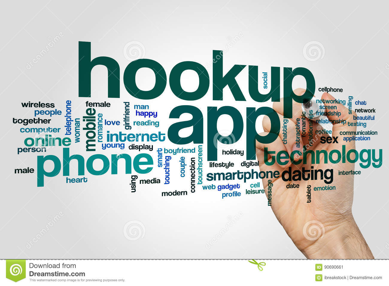 What is the concept of hookup