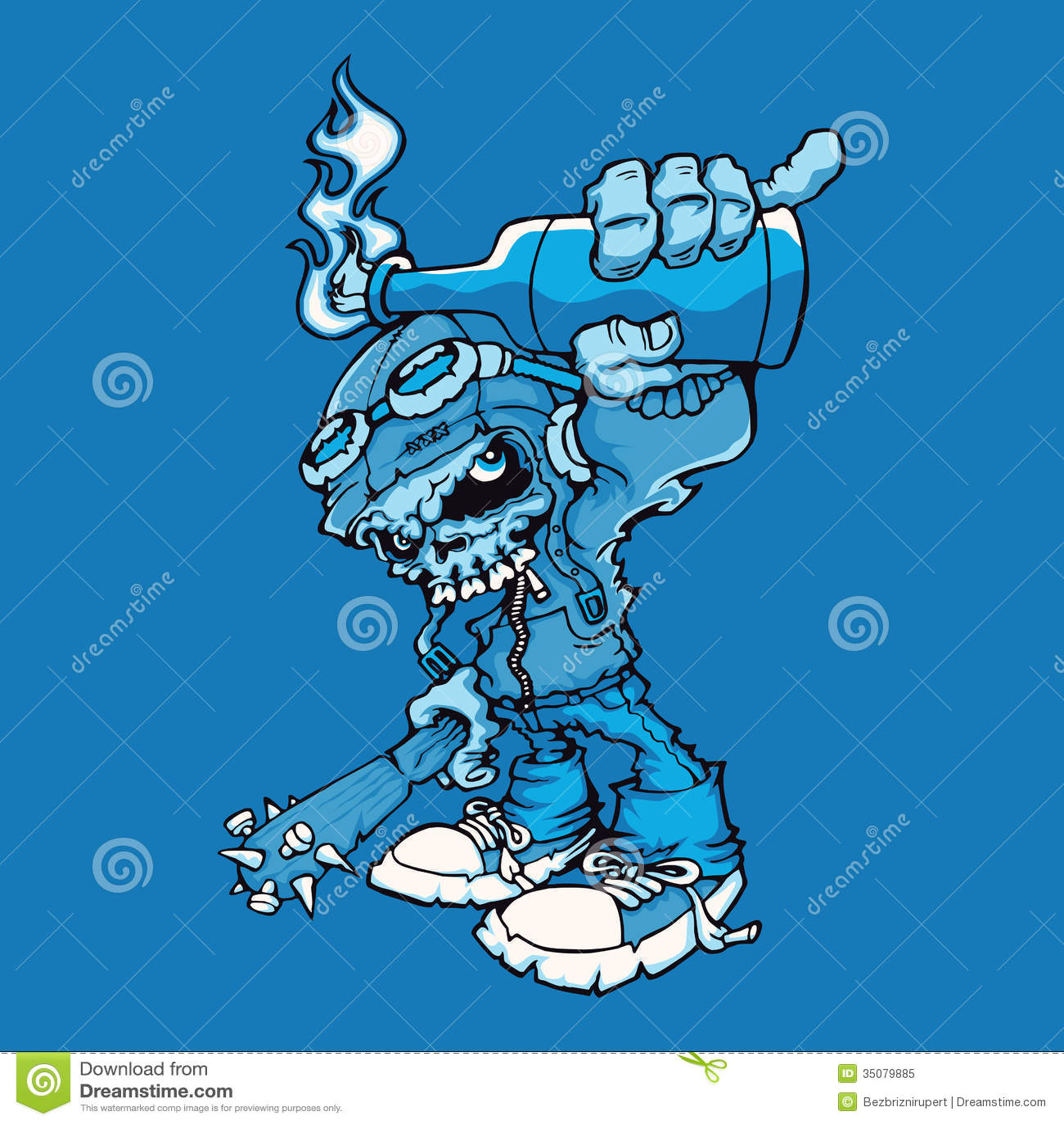 Hooligan Cartoons Illustrations Amp Vector Stock Images