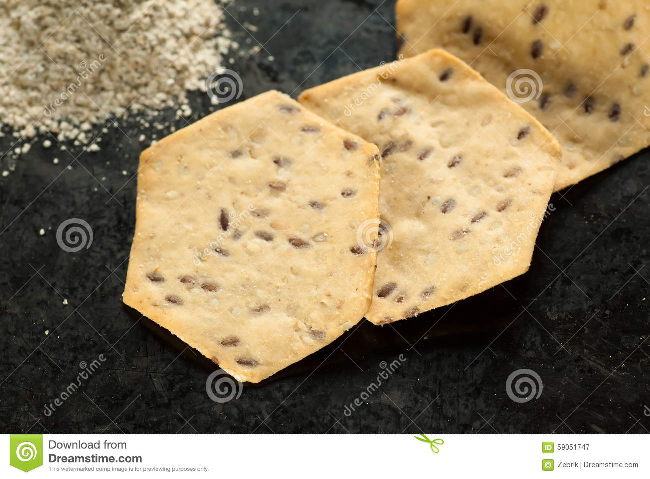 Van's crackers ingredients in shakeology