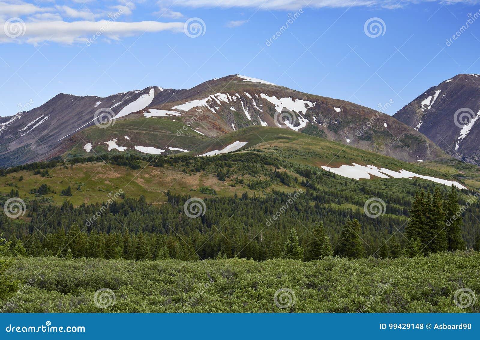 Hoosierpas, Colorado