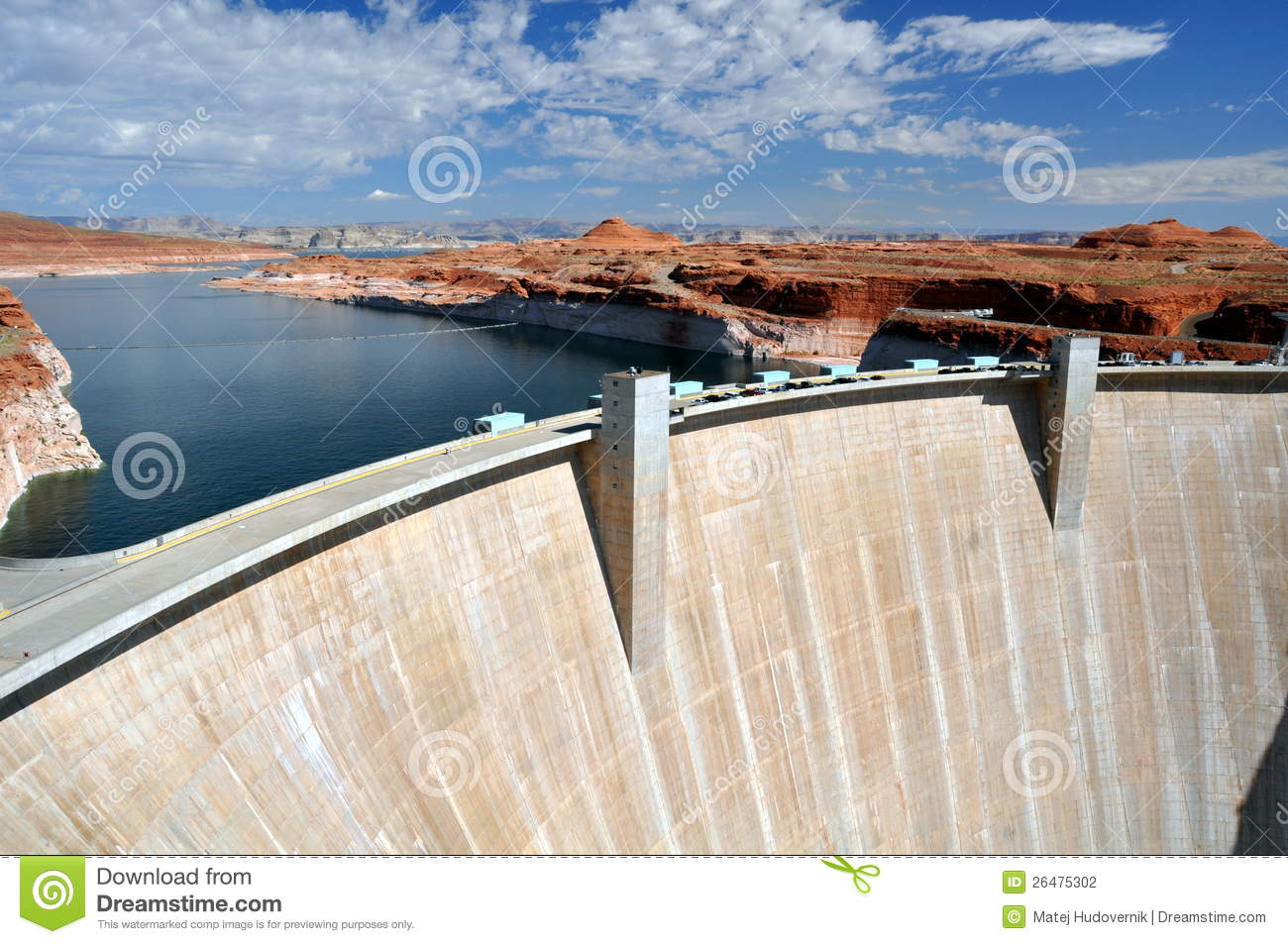 Hoover (AL) United States  city images : Hoover Dam Stock Photography Image: 26475302