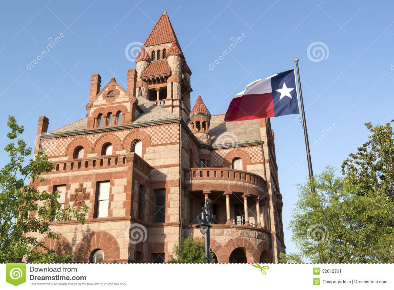 Hopkinsprovincie Texas Courthouse