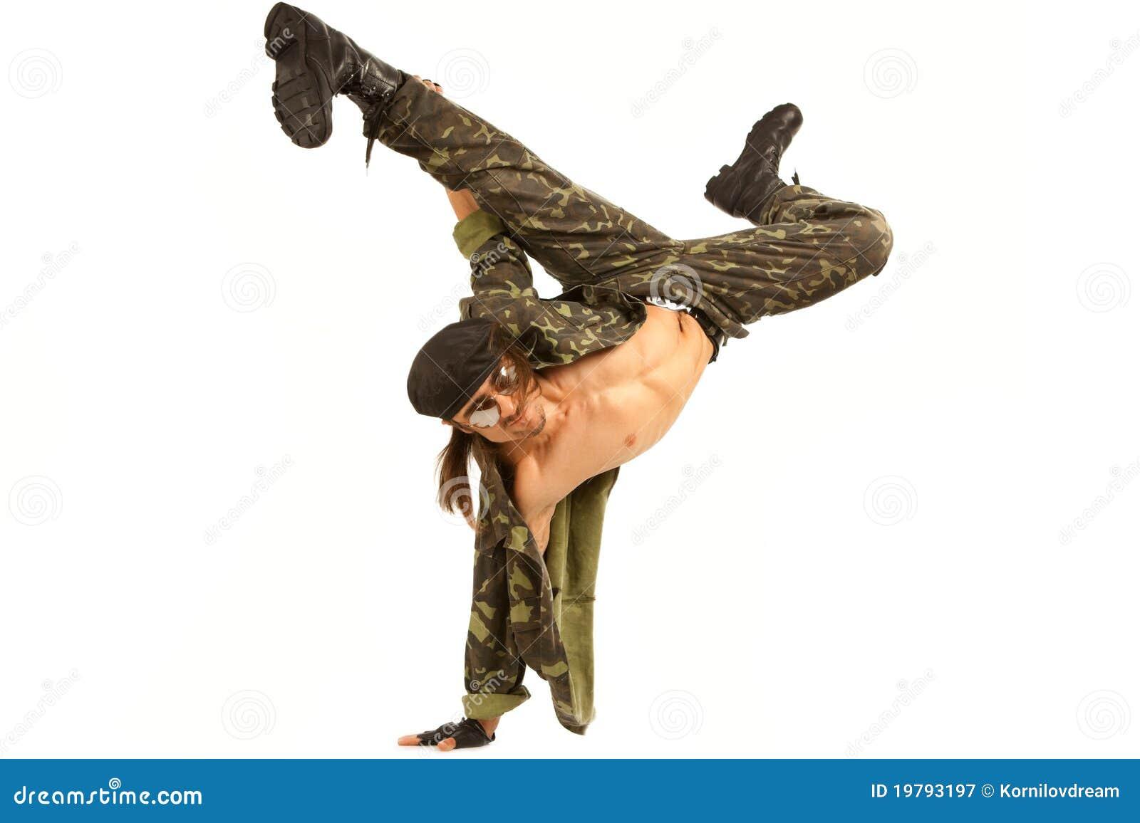 Hoppa soldat