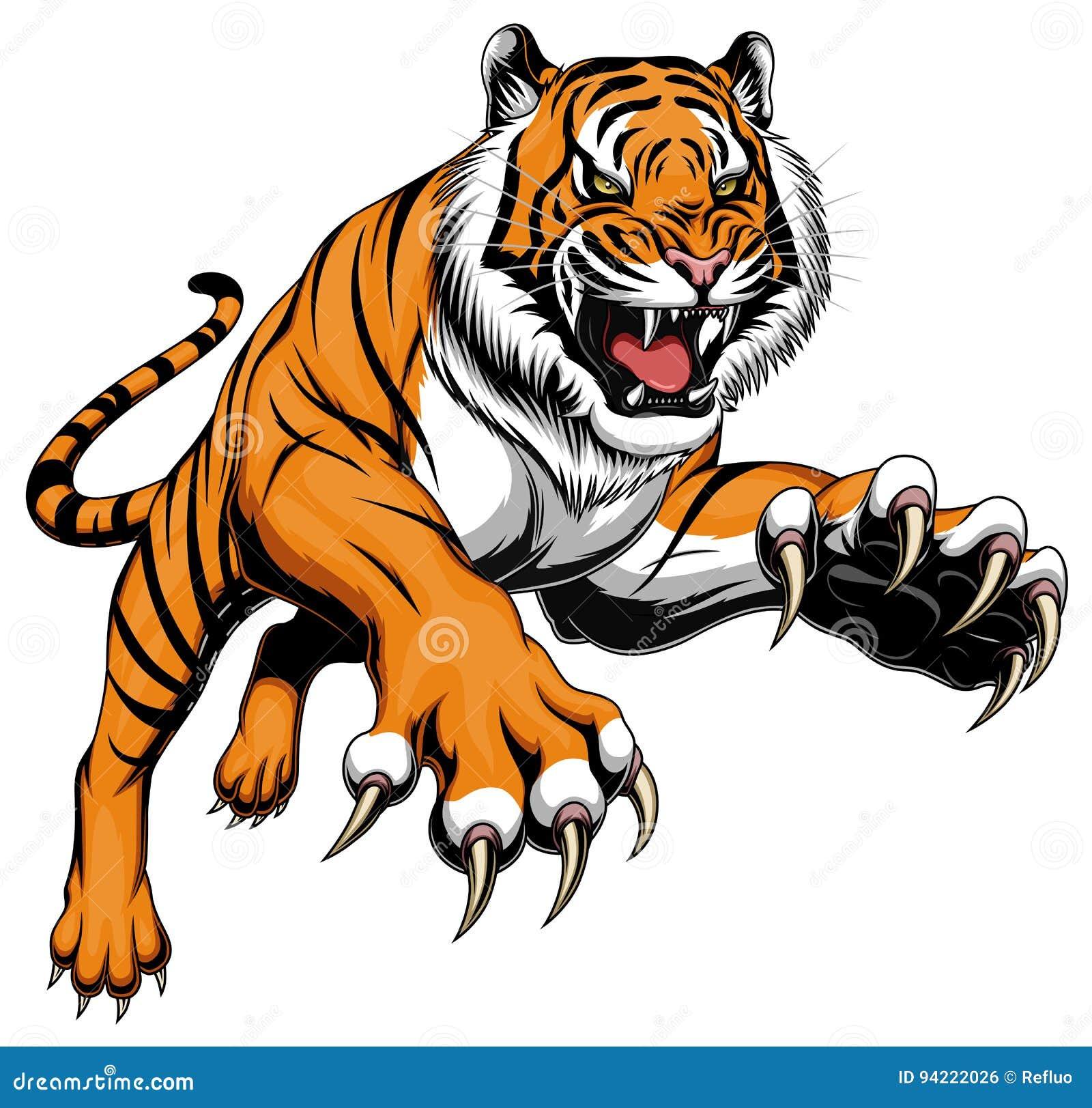 Hoppa tigern