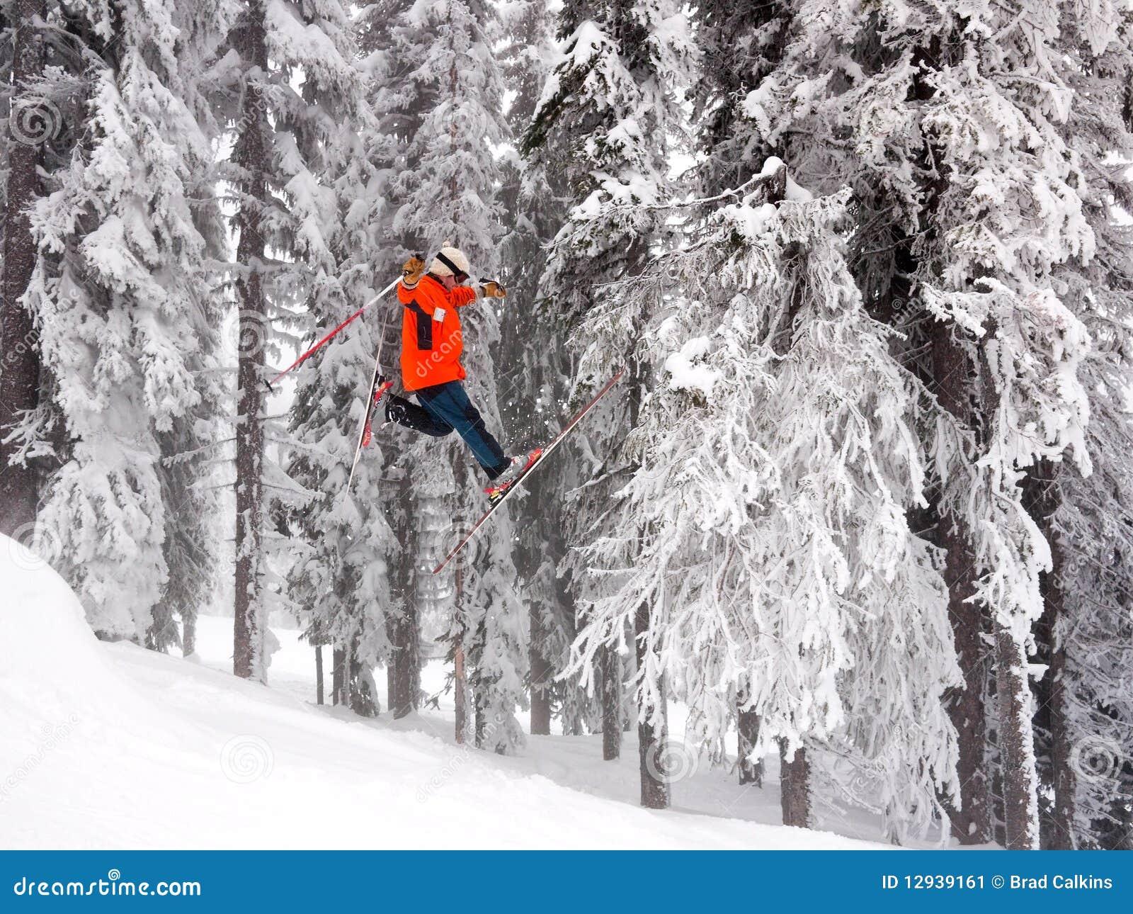 Hoppet skidar