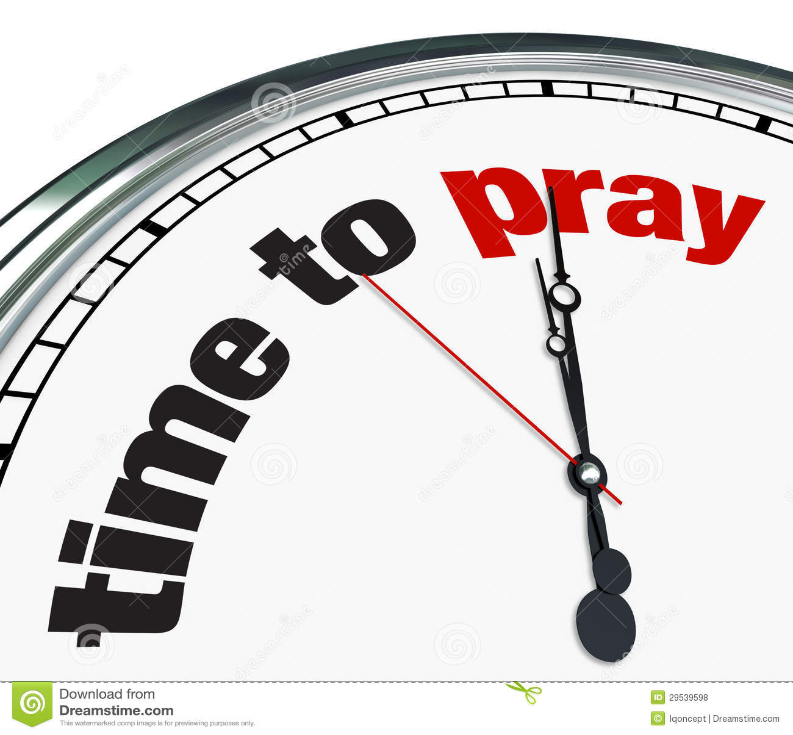 Hora de rezar - o pulso de disparo