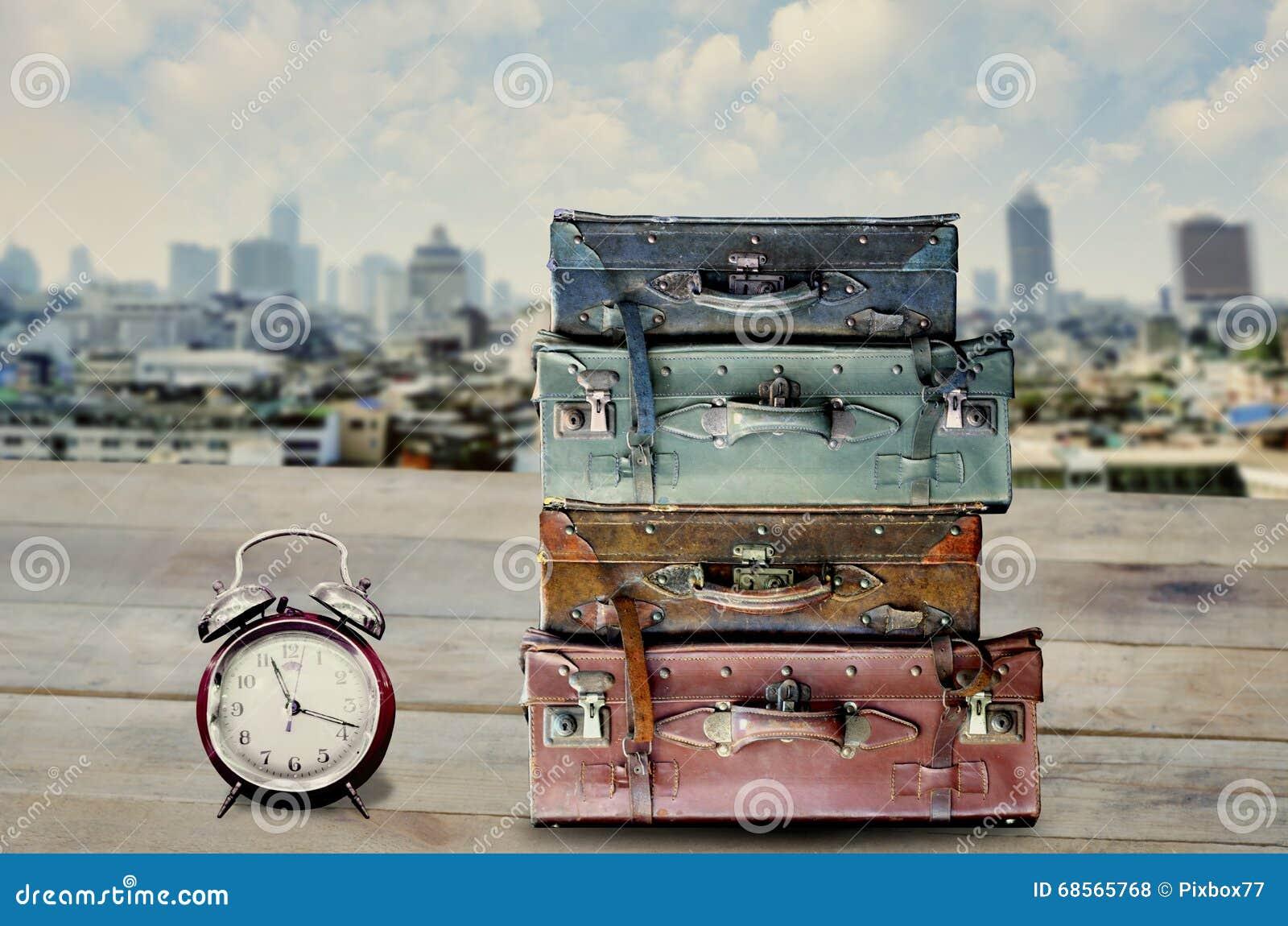 Hora de viajar na cidade de Banguecoque