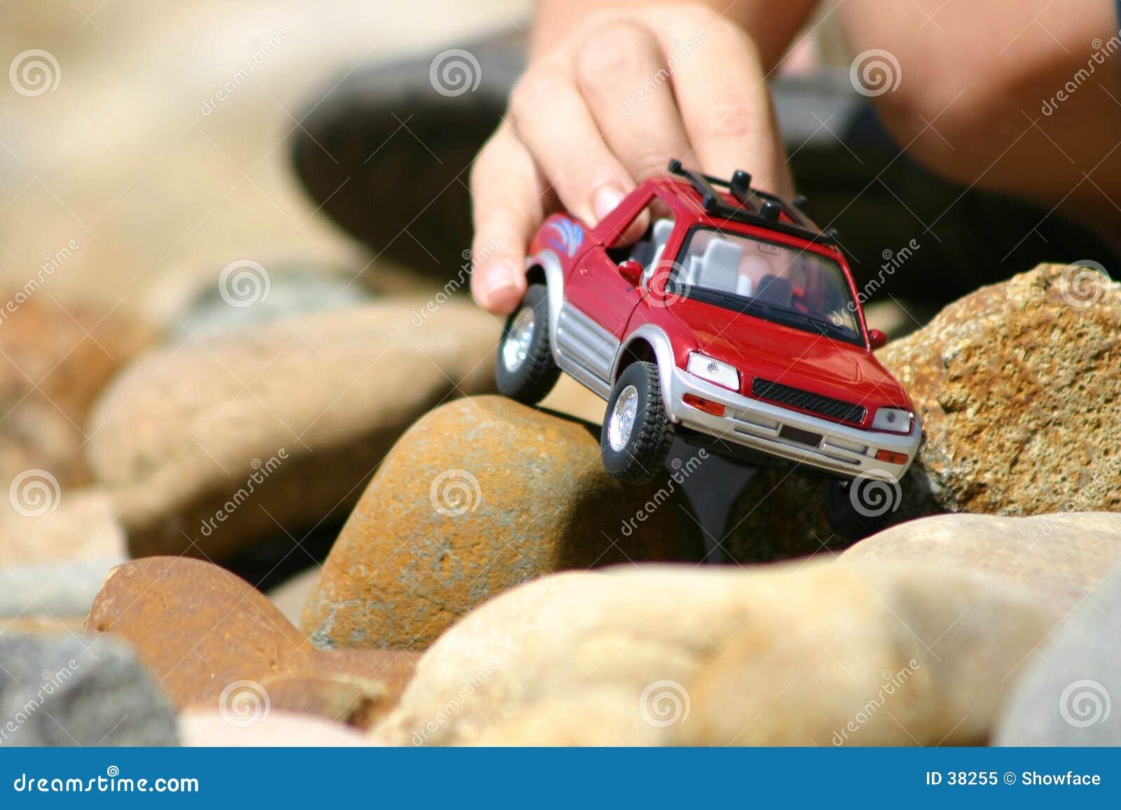 Download Hora del recreo imagen de archivo. Imagen de rocoso, jeep - 38255