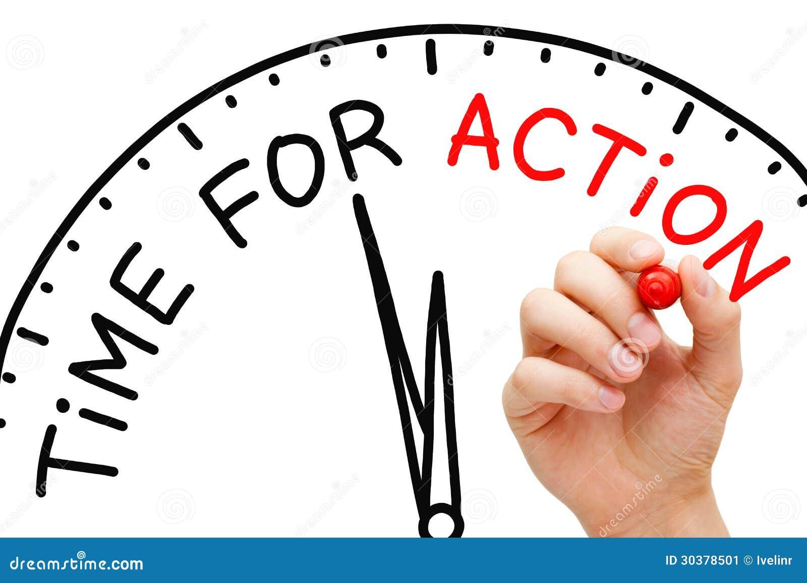 Hora para la acción