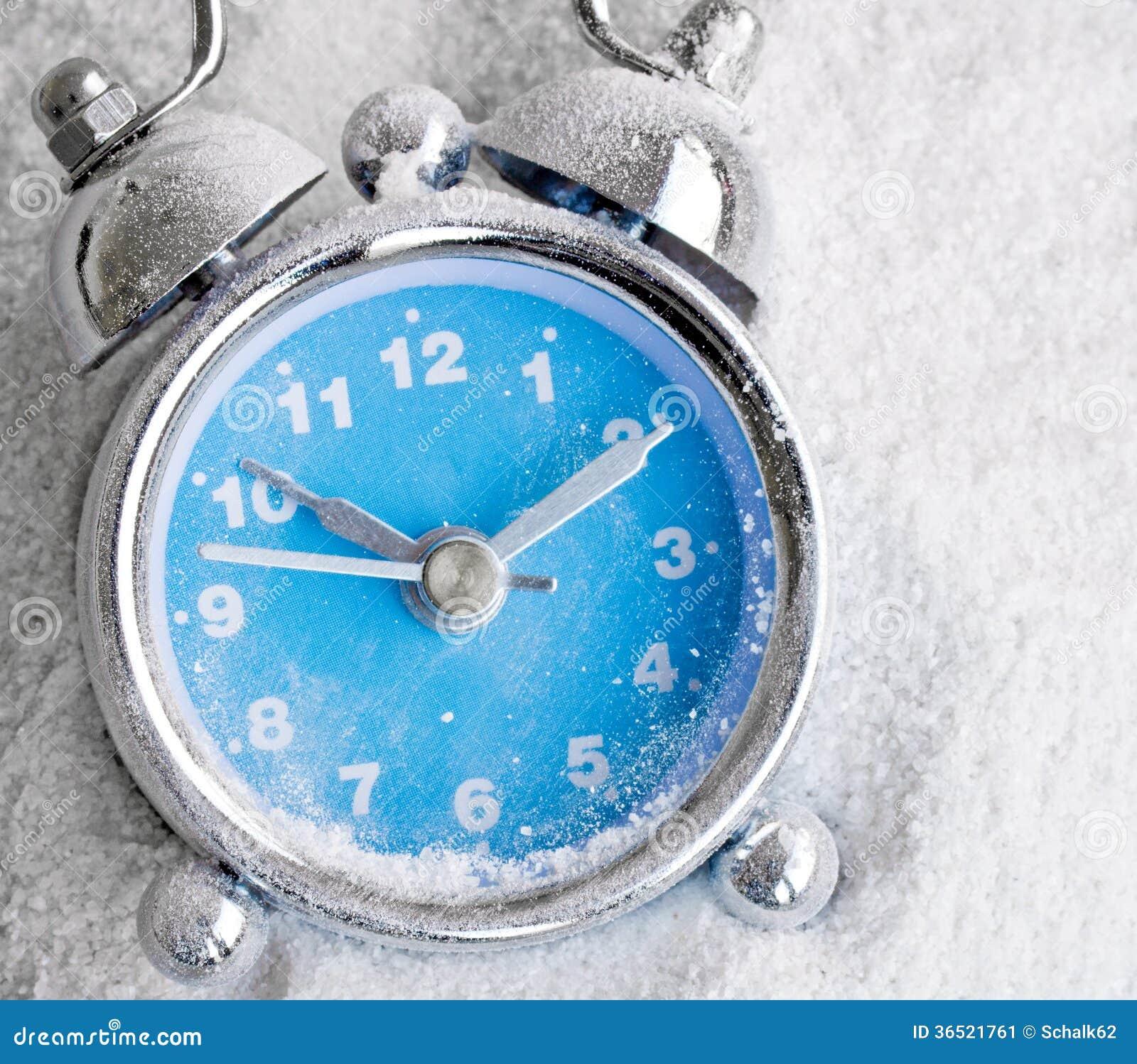 Horaire d hiver