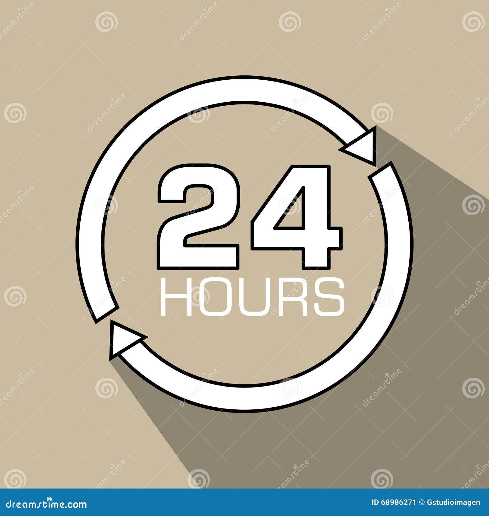 24 horas de diseño