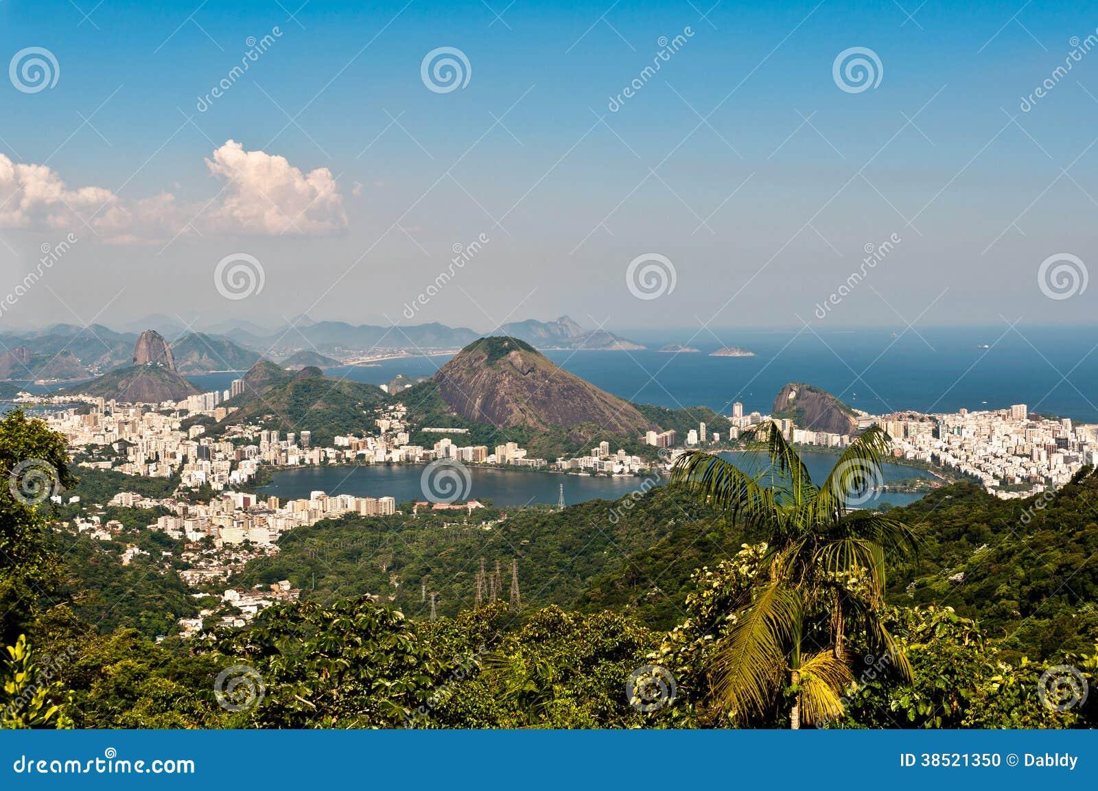 Horisont Rio de Janeiro, Brasilien