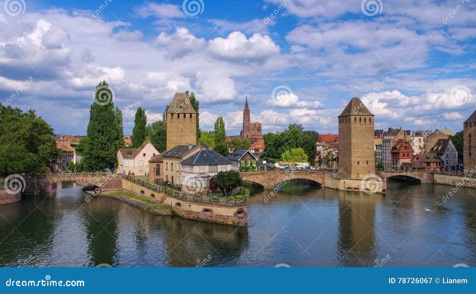 Horisont Strasbourg i Alsace