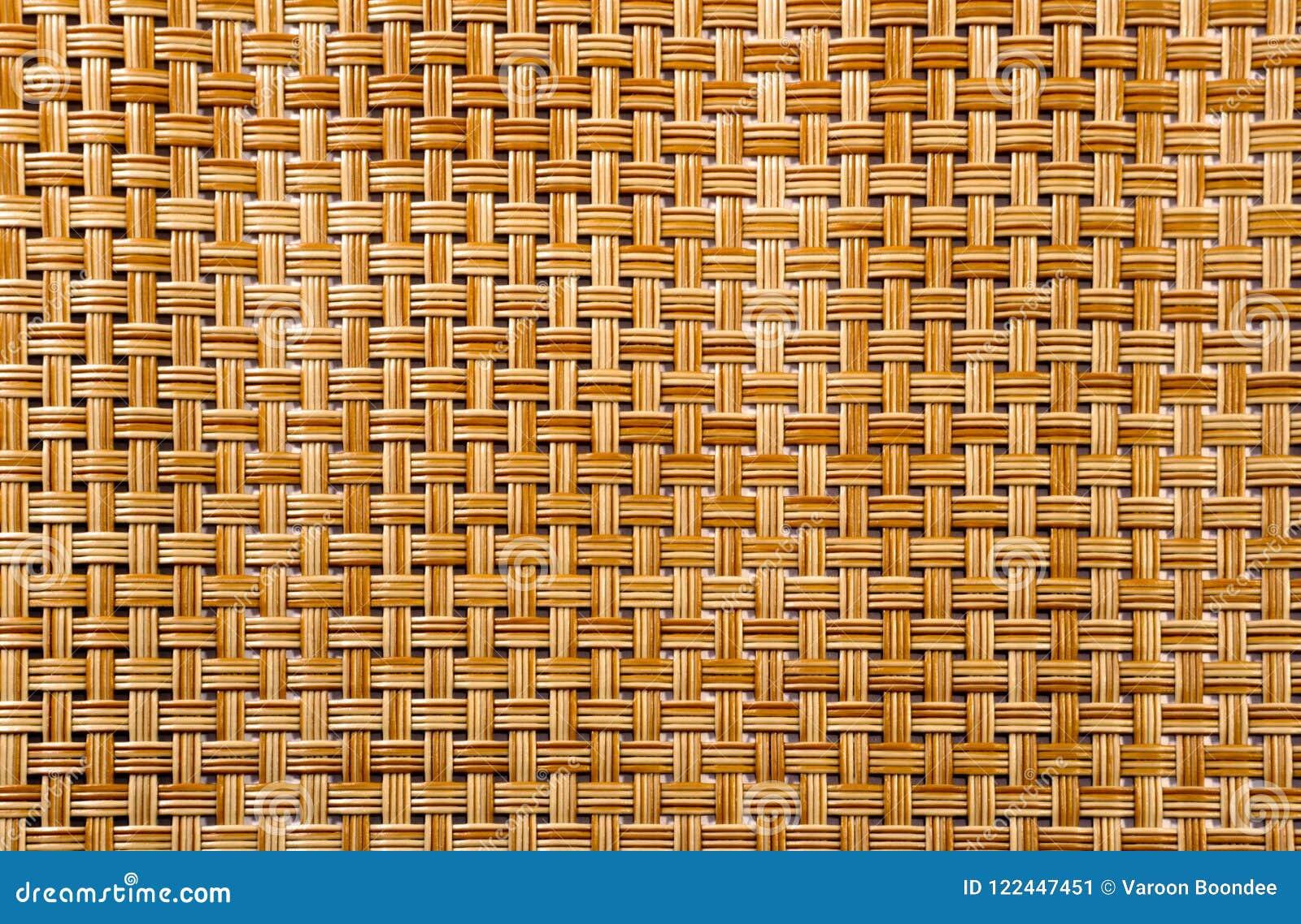 Horisontal χαλί φραγών μπαμπού ανασκόπησης
