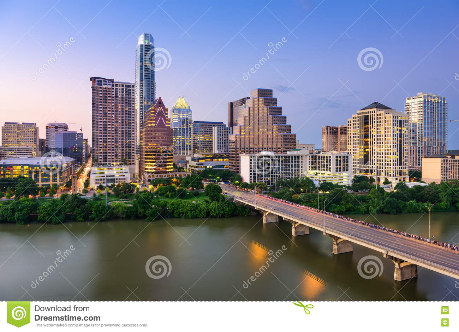 Horizon d Austin le Texas