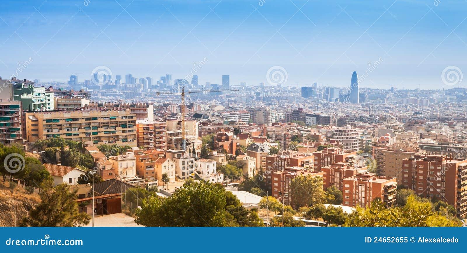 Horizon de Barcelone