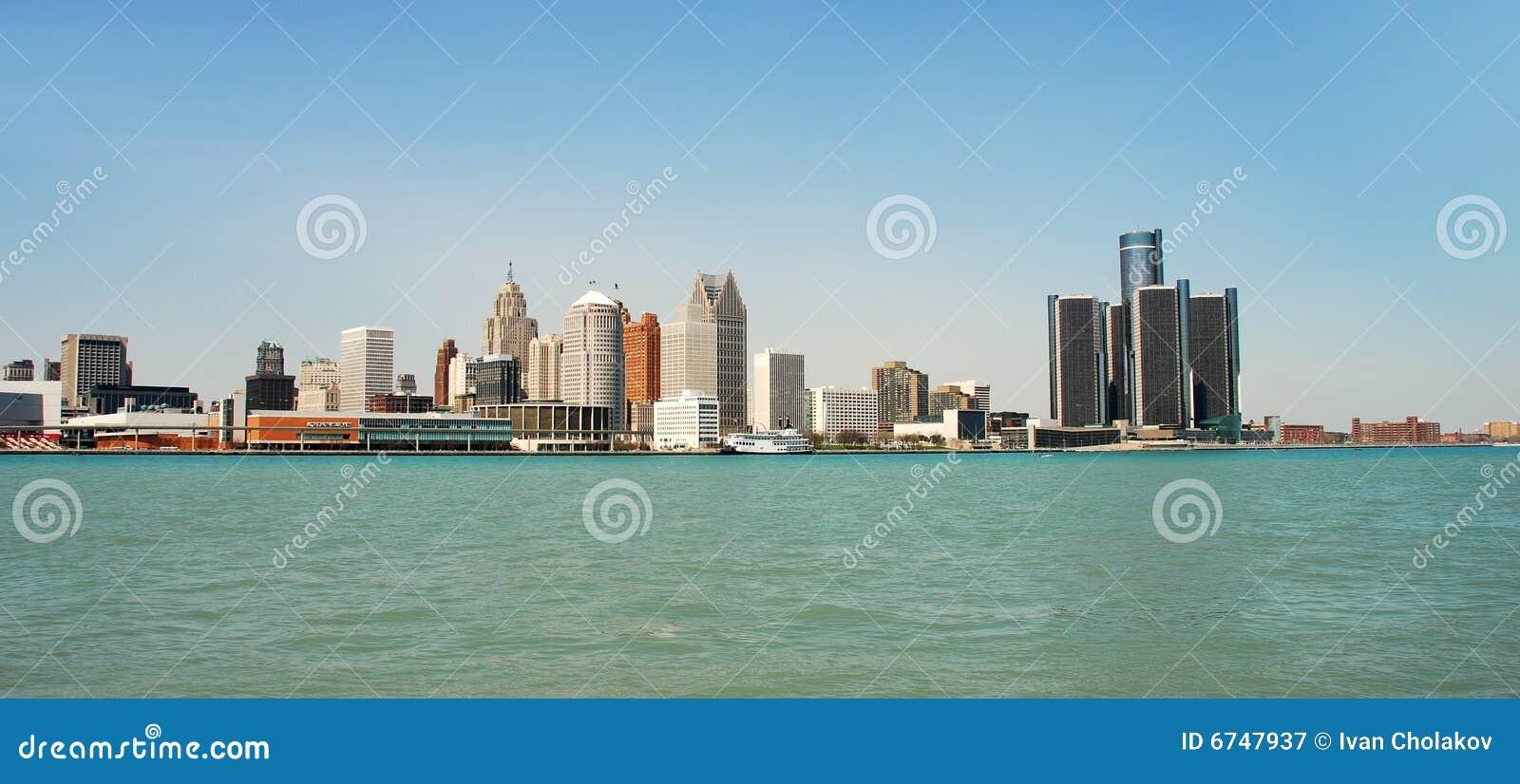 Horizon de Detroit