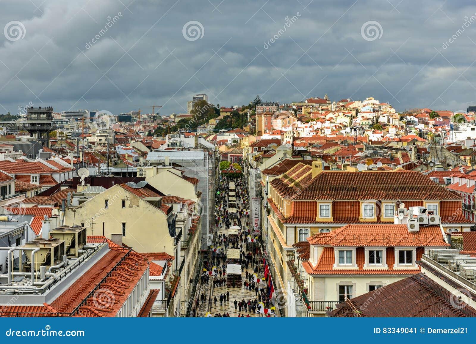 Horizon de Lisbonne - Portugal