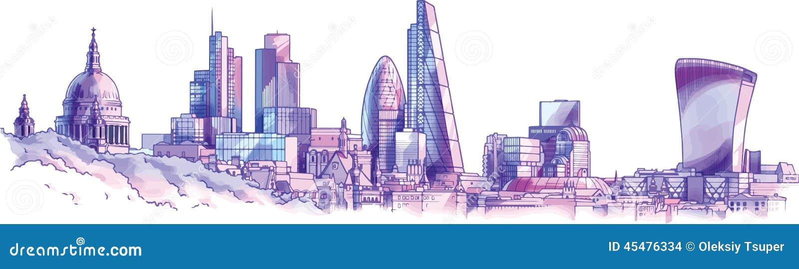 Horizon de Londres