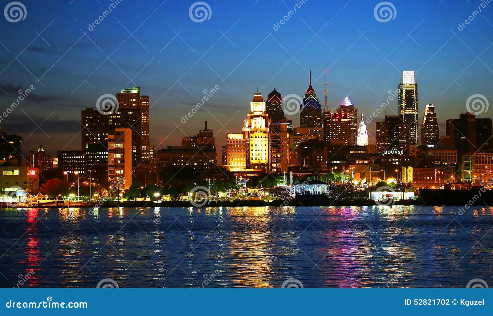Horizon de Philadelphie