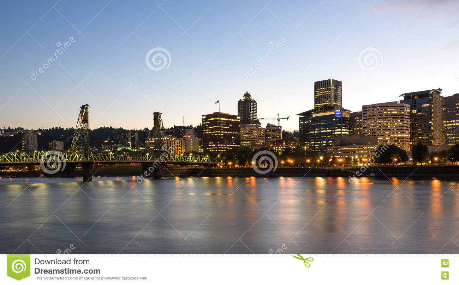 Horizon de Portland