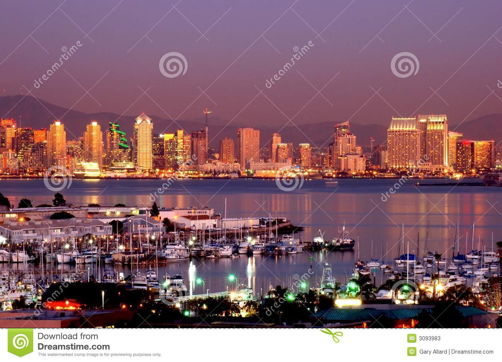 Horizon de San Diego