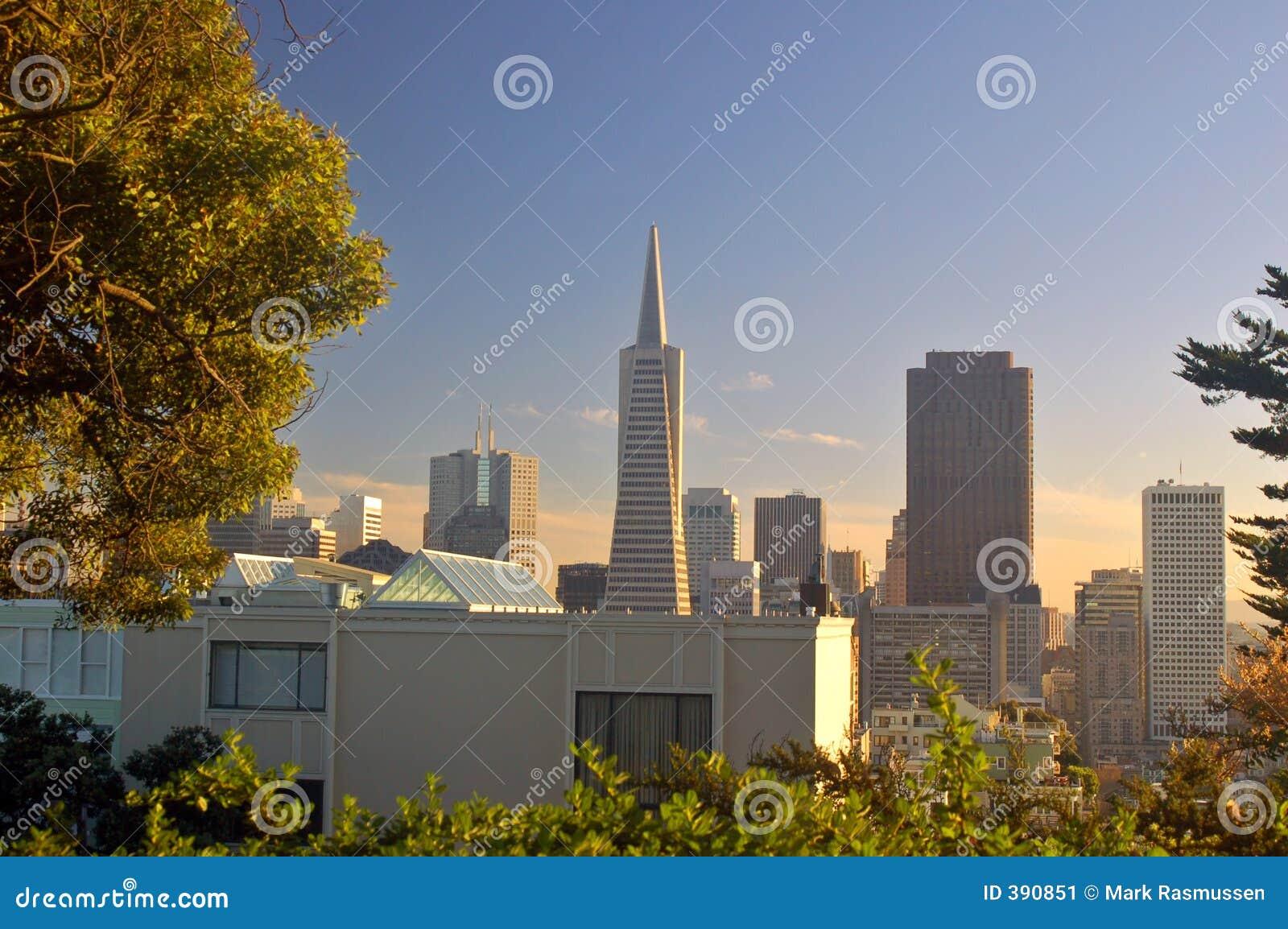 Horizon de San Francisco