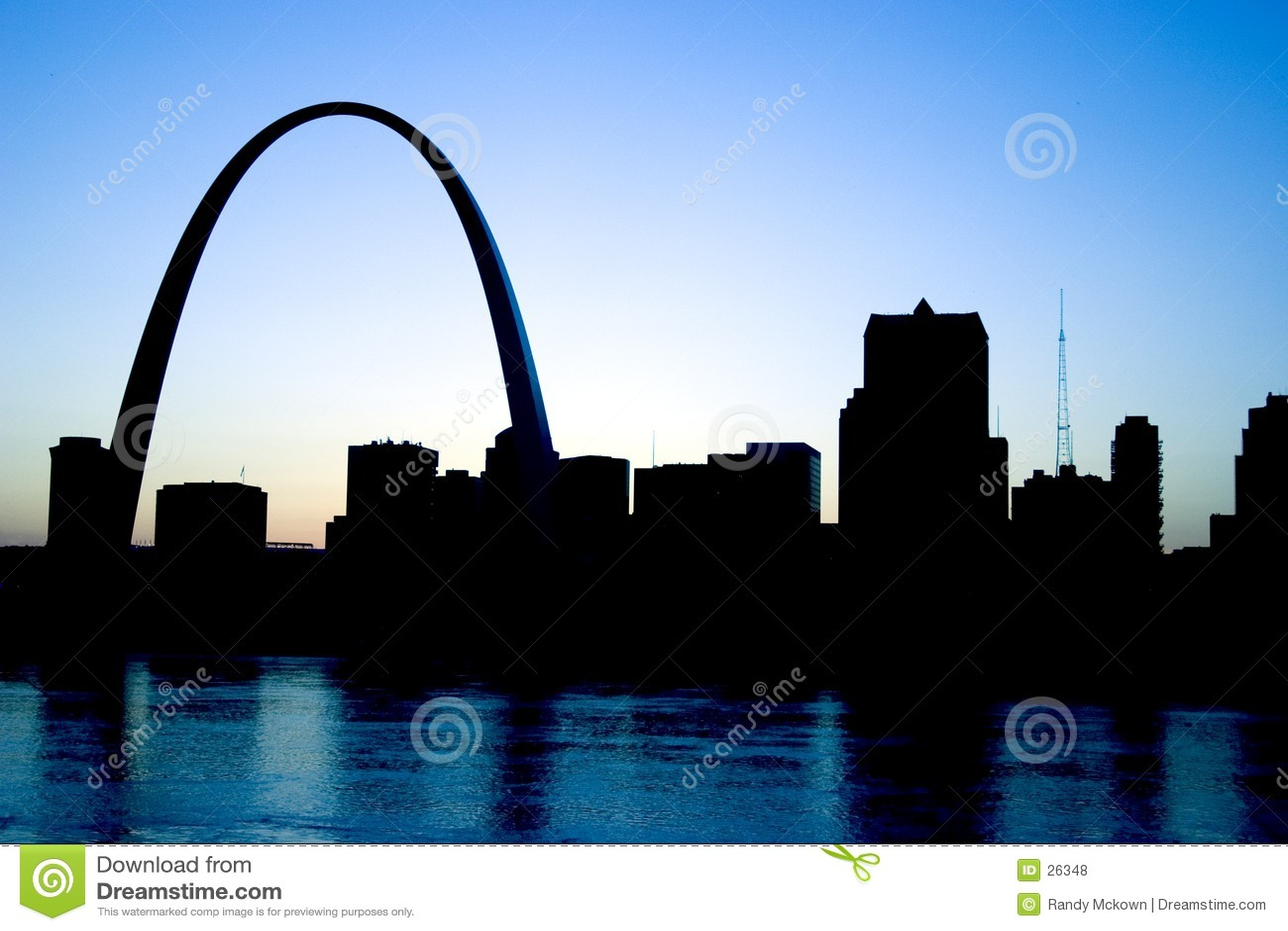 Horizon de St Louis