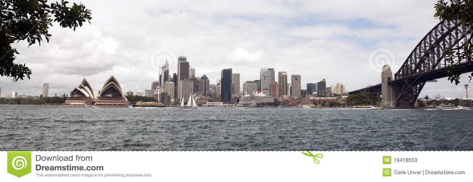Horizon de Sydney