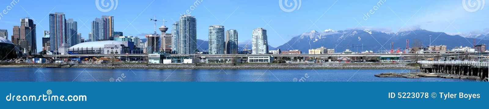 Horizon de Vancouver