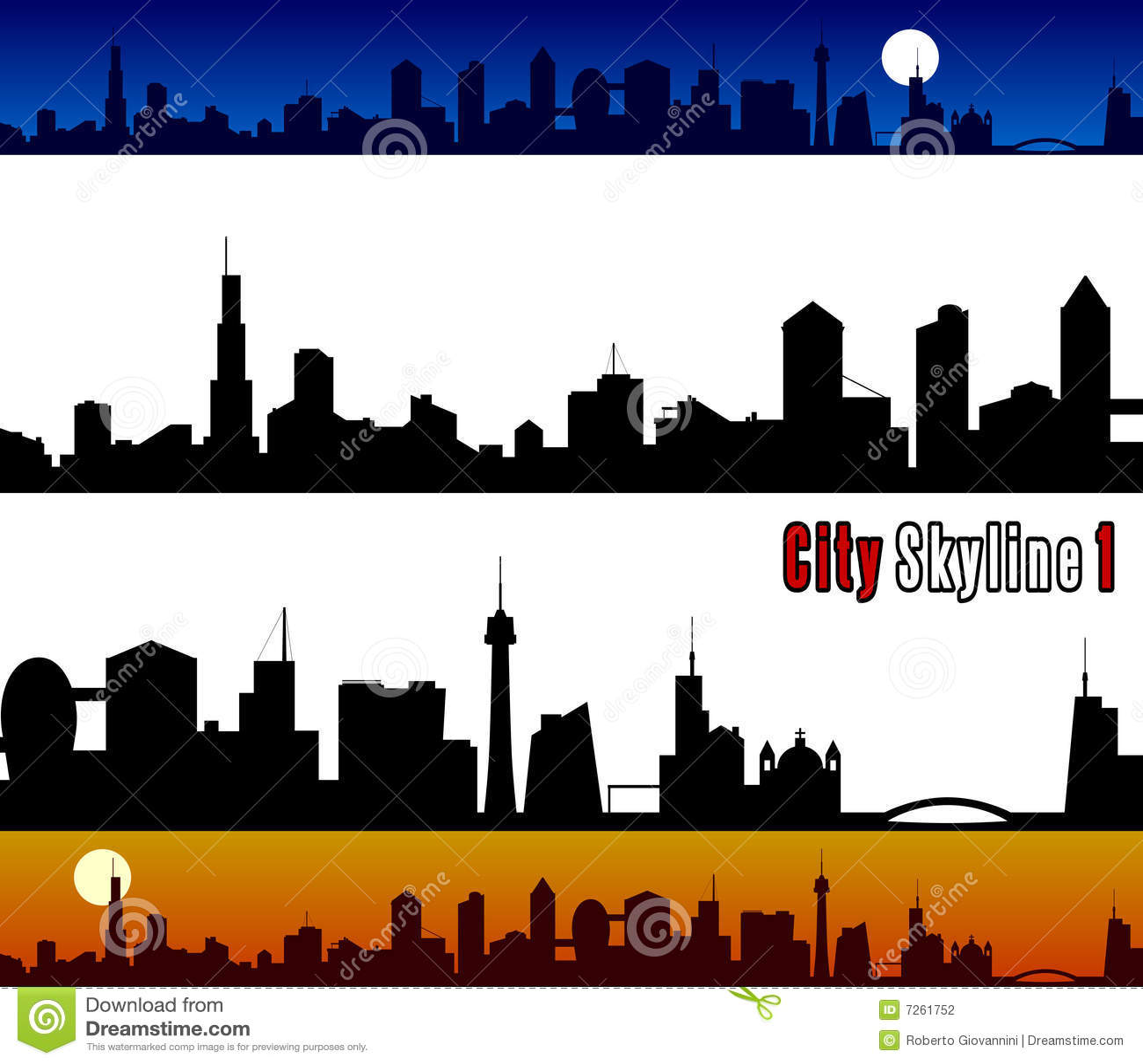 Horizon de ville [1]