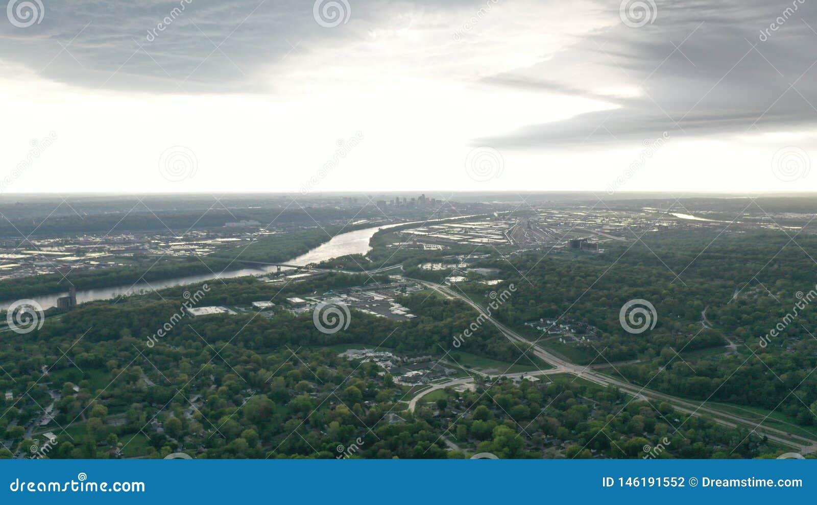 Horizon du centre du bourdon _KCMO