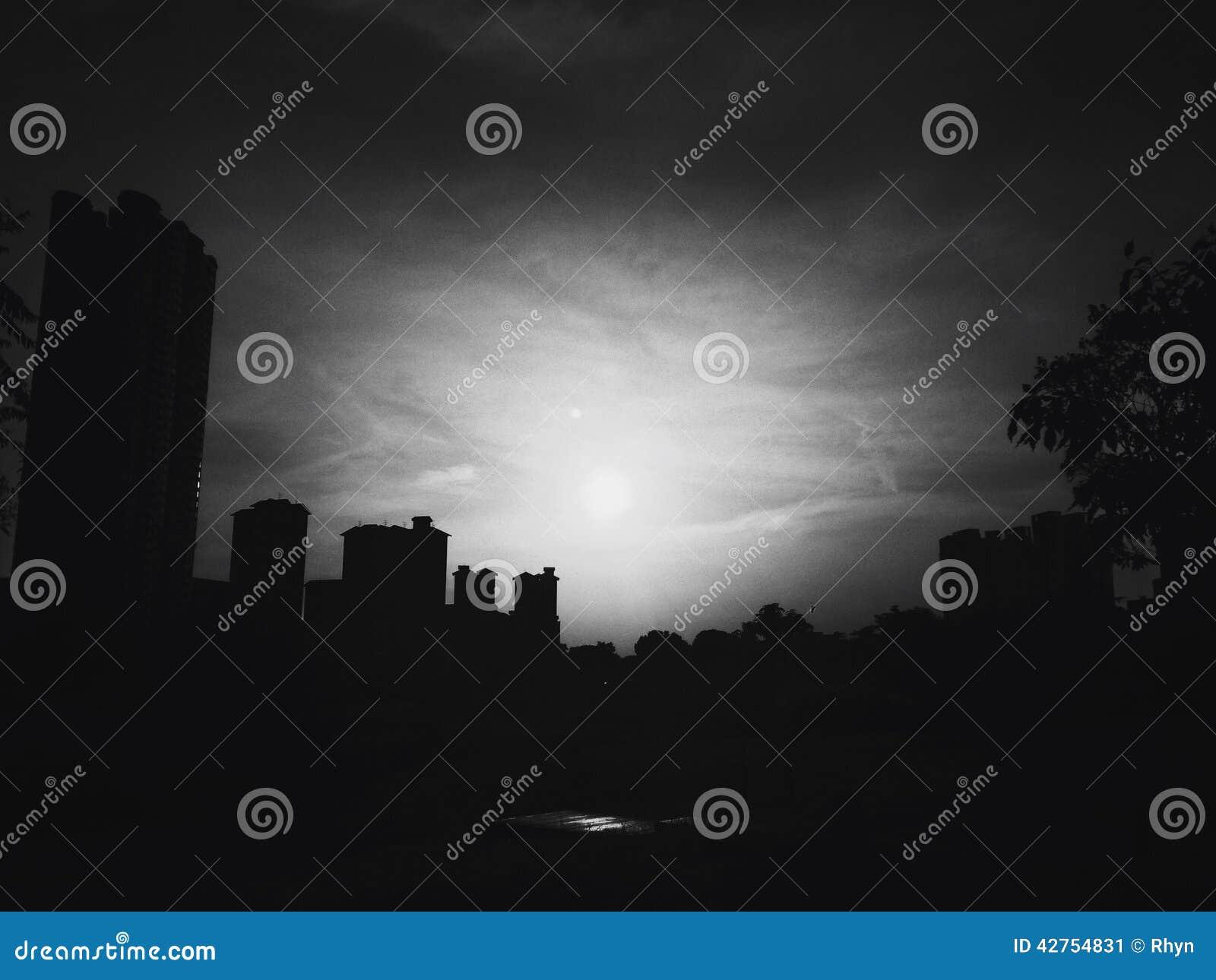 Horizon Sillhouette