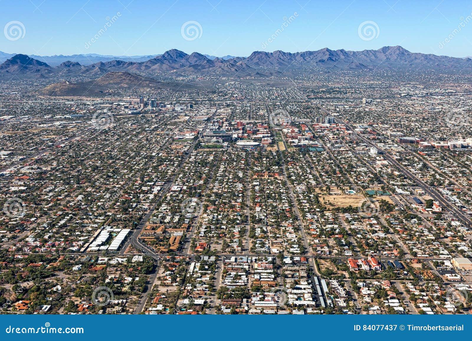 Horizon van Tucson, Arizona