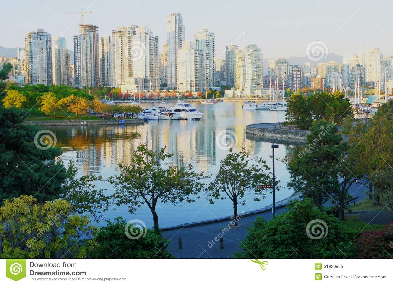 Horizon van Vancouver